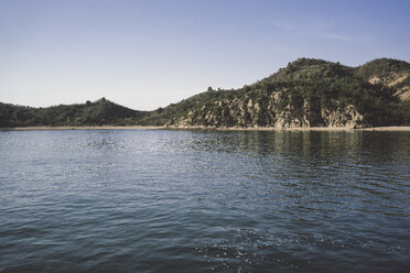 Japan, view to Naoshima Island - FLF000365