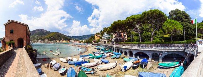 Italy, Cinque Terre, Lido of Levanto - AM001629