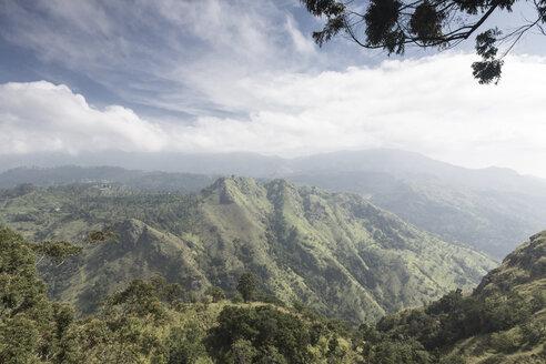 Sri Lanka, Ella, View from Ella Rock - DRF000446