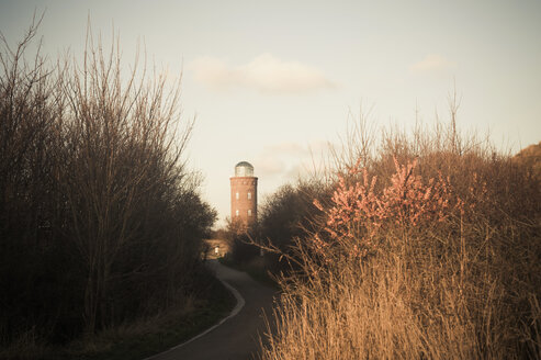 Germany, Mecklenburg-Western Pomerania, Ruegen, Lighthouse at Cape Arkona - MJF000558