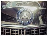 Mercedes Benz symbol - KRP000089