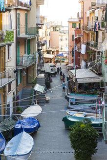 Italy, Liguria, Cinque Terre, Manarola - AMF001682