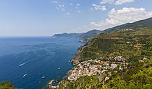 Italy, Liguria, Cinque Terre, Riomaggiore - AM001730