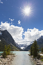 Canada, Alberta, Banff National Park, Lake Louise, Louise Creek - FOF005728