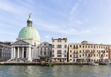 Italy, Venice, Canale Grande, - FOF005809