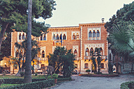 Italy, Sicily, Palermo, Prefettura di Palermo - MF000821