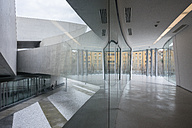 Italy, Rome, hallway at museum MAXXI - DIS000449