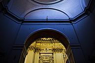 Italy, Rome, interior view of Sant Andrea della Valle - DIS000429