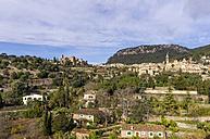 Spain, Balearic Islands, Mallorca, Valldemossa, S'Arxiduc - THAF000025