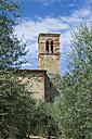Italy, Tuscany, Val d'Orcia, Abbey in Castelmuzio - MJ000751