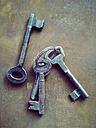 Rusty keys - MYF000144