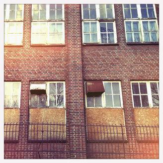 Old fabric in Hamburg, Germany - SEF000513