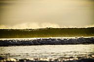 Indonesia, Bali, waves at Kuta beach - KRPF000203