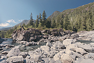 Canada, British Columbia, Natural creek - MFF000864