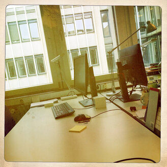 Office in the Albert-Ludwigs University in Freiburg, Baden-Wuerttemberg, Germany. - DHL000352