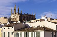 Spain, Majorca, Palma, Santa Eulalia Church - THAF000064