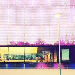 Art museum Lentos, Linz, Upper Austria, Austria - MSF003325