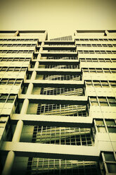 Netherlands, The Hague, facade of office building - HOHF000494