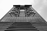 Netherlands, The Hague, facade of high rise office building - HOHF000485