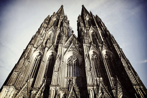 Germany, North Rhine-Westphalia, Cologne Cathedral - HOHF000492