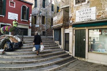 Italy, Venice, Sestiere San Polo - EJW000250