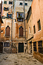 Italy, Venice, House front - EJWF000252