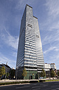 Germany, Hesse, Frankfurt, Front of an office tower - WI000368