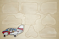 Wooden puzzle for little children - MU001421