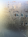 frost patterns at window - FBF000240