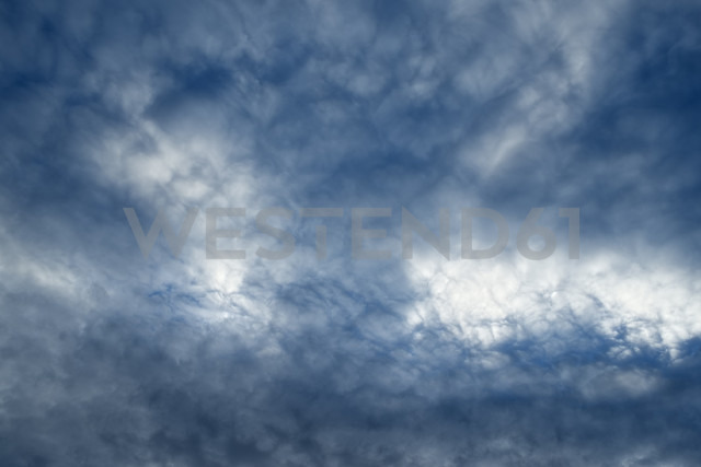 Germany, Baden-Wuerttemberg, Constance district, clouds - ELF000867