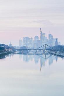 Germany, Hesse, View of Frankfurt am Main - MS003364