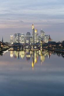 Germany, Hesse, View of Frankfurt am Main - MSF003366