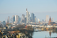 Germany, Hesse, View of Frankfurt am Main - MSF003371