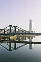 Germany, Hesse, View of Frankfurt am Main - MSF003373