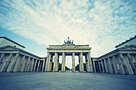Germany, Berlin, view to Brandenburger Tor - PAF000444