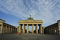 Germany, Berlin, view to Brandenburger Tor - PAF000441