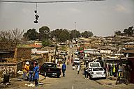 South Africa, Johannesburg, Township Alexandra - TK000292