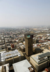 South Africa, Johannesburg, Overview of downtown - TKF000303