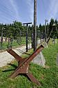 Czech Republic, Bucina, Former border to Bavaria - LB000577