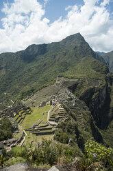 Peru, Andes, Machu Picchu - PA000477