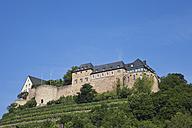 Germany, Rhineland-Palatinate, Bad Munster am Stein-Ebernburg, Ebernburg Castle - GW002618