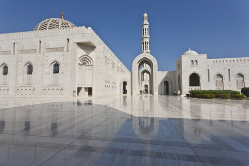 Arabia, Oman, Muscat, Sultan Qaboos Grand Mosque - ZC000048