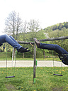 Swings, Neck, Waldviertel, Lower Austria, Austria - DISF000620