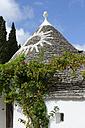 Italy, Puglia, Alberobello, old town, Trullo - LB000622