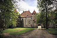 Germany, Bavaria, Oberes Schloss in Untersiemau near Coburg - VT000148