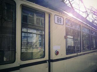 old tram 89, Berlin, Germany - FB000256