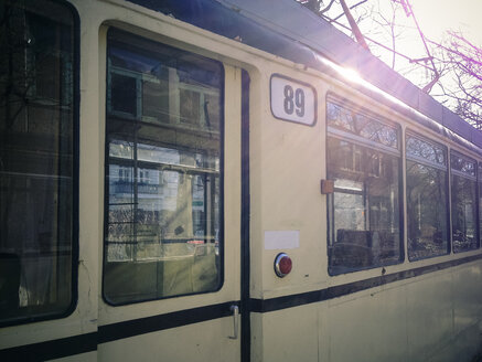old tram 89, Berlin, Germany - FB000256