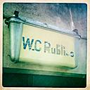 Public toilet in Besancon, France - DHL000366