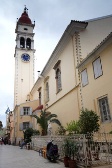 Greece, Corfu, Church of St. Spiridon - AJF000025
