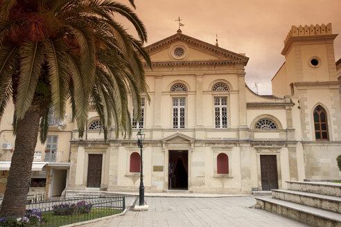 Greece, Corfu, Corfu Town, St. Jacobs Cathedral - AJF000026